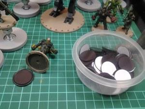 Revised Core Set armee magnet