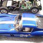 Carrera 124er Innenansichten
