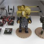Transportbox für Figuren und Modelle im Eigenbau