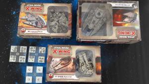 STAR WARS X-WING - Verstärkung für die Flotte