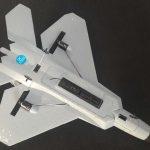 Gadget - F22 Raptor mit 2 Kanal Fernsteuerung