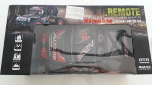 Wltoys 12423 Short Course Truck